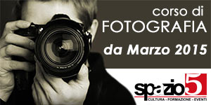 Corso Fotografia base