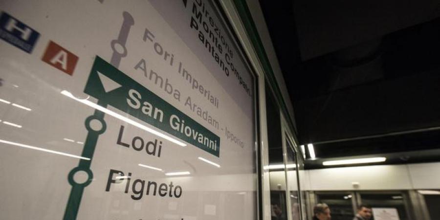 Metro C, con San Giovanni saranno 22 le stazioni attive