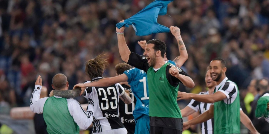 Juventus campione a Roma: è il settimo scudetto di fila