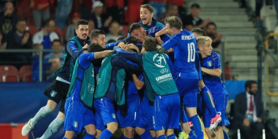 Europeo Under 21, Repubblica Ceca-Italia 3-1: non basta Berardi, semifinali a rischio