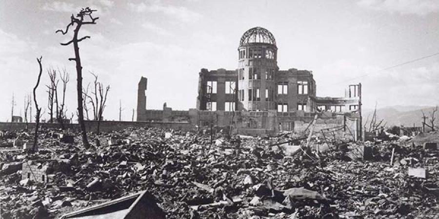 Si ricorda oggi il giorno della bomba atomica su Hiroshima