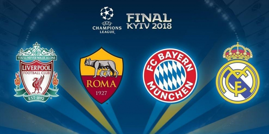 Sarà Liverpool-Roma in Champions League