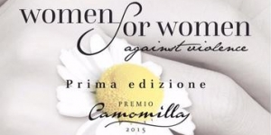 Pioggia di stelle all'evento Women for Women against violence
