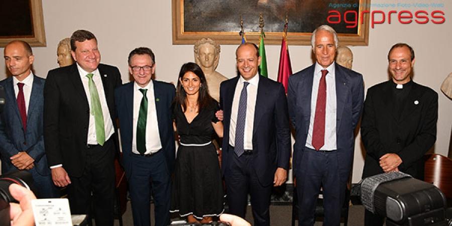 Omaggio alla Chapecoense Domani amichevole a Roma